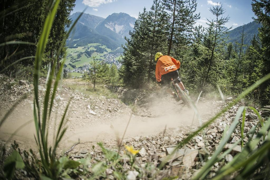 Downhill - Bike Park in Alto Adige